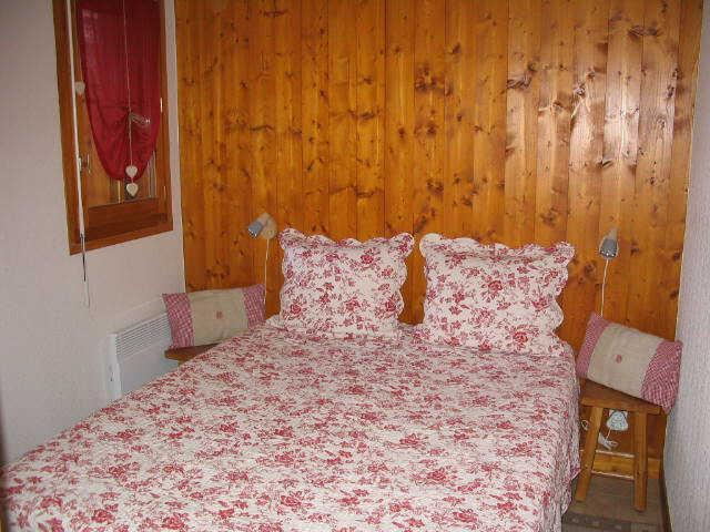 Vacaciones en montaña Apartamento cabina 2 piezas para 4 personas (114) - Résidence le Hameau des Neiges - Praz sur Arly - Cama doble