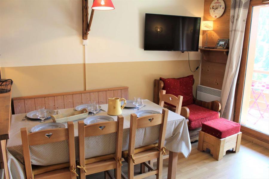 Wakacje w górach Apartament duplex 3 pokojowy 6 osób (051) - Résidence le Hameau des Rennes - Vars - Aneks kuchenny