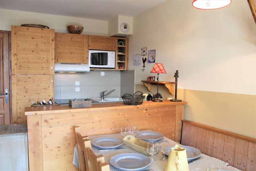 Wakacje w górach Apartament duplex 3 pokojowy 6 osób (051) - Résidence le Hameau des Rennes - Vars - Pokój