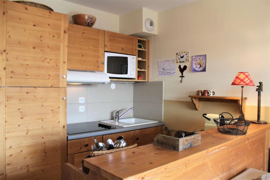 Wakacje w górach Apartament duplex 3 pokojowy 6 osób (051) - Résidence le Hameau des Rennes - Vars - Prysznicem