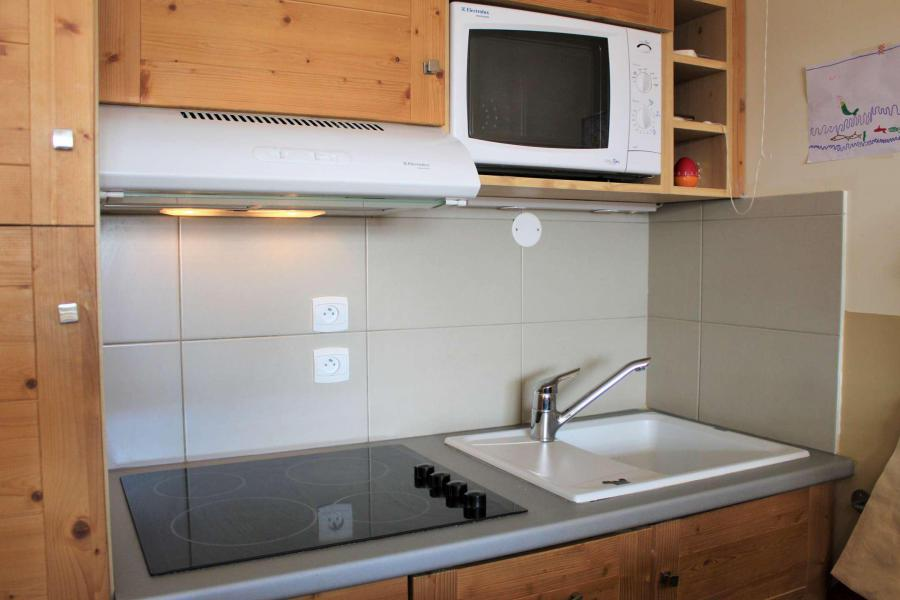 Wakacje w górach Apartament duplex 3 pokojowy 6 osób (051) - Résidence le Hameau des Rennes - Vars - Wanną