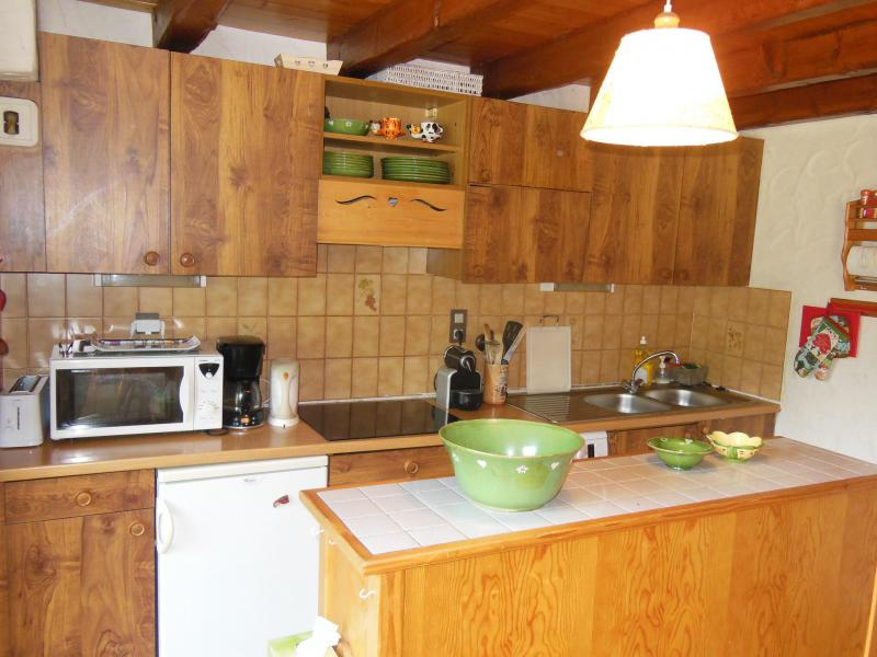 Holiday in mountain resort 4 room chalet 8 people (A012P) - Résidence le Hameau des Rochers - Champagny-en-Vanoise - Kitchenette