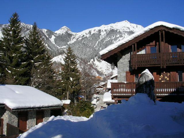 Vacances en montagne Résidence le Hameau des Rochers - Champagny-en-Vanoise