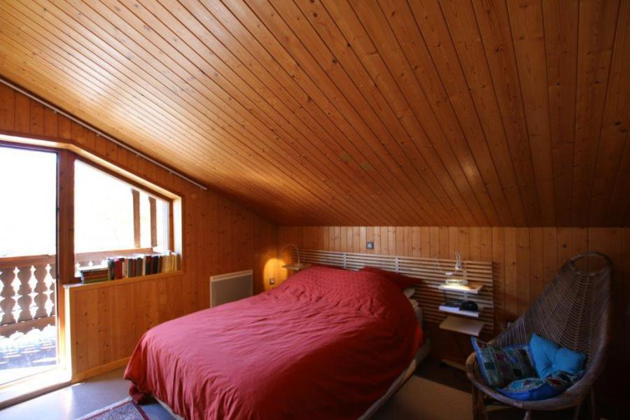 Holiday in mountain resort 7 room chalet 12 people (IsardCH) - Résidence le Hameau des Rochers - Champagny-en-Vanoise - Double bed