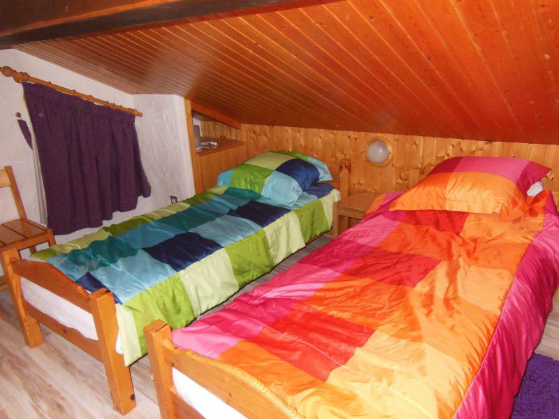 Vacances en montagne Chalet 4 pièces 8 personnes (A012P) - Résidence le Hameau des Rochers - Champagny-en-Vanoise - Lit simple