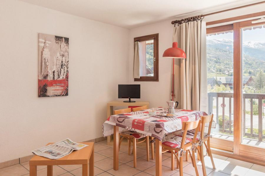 Vacances en montagne Appartement 2 pièces coin montagne 6 personnes (12) - Résidence le Hameau du Bez - Serre Chevalier - Logement