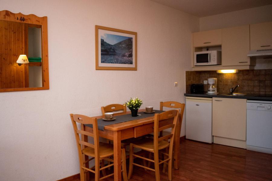 Holiday in mountain resort Résidence le Hameau du Puy - Superdévoluy - Accommodation