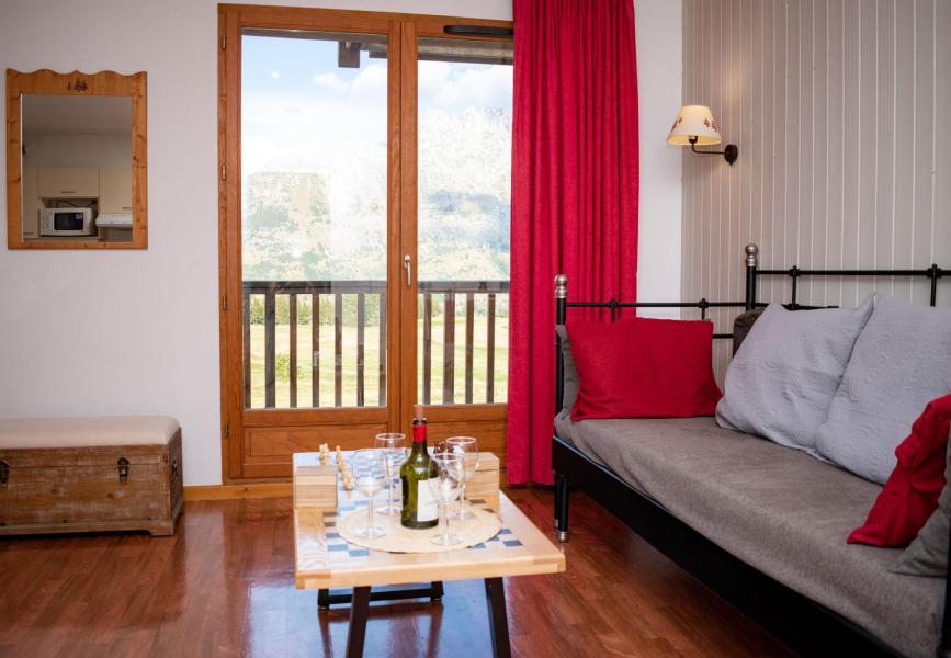 Holiday in mountain resort Résidence le Hameau du Puy - Superdévoluy
