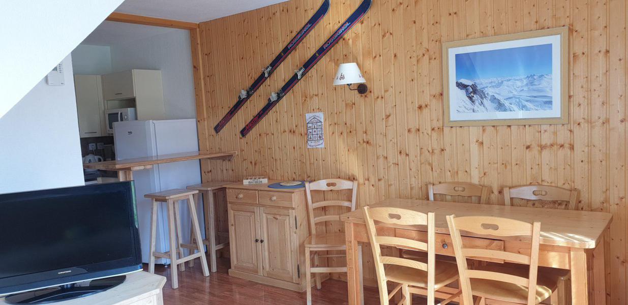 Vacances en montagne Chalet mitoyen 3 pièces 6 personnes (M1) - Résidence le Hameau du Puy - Superdévoluy