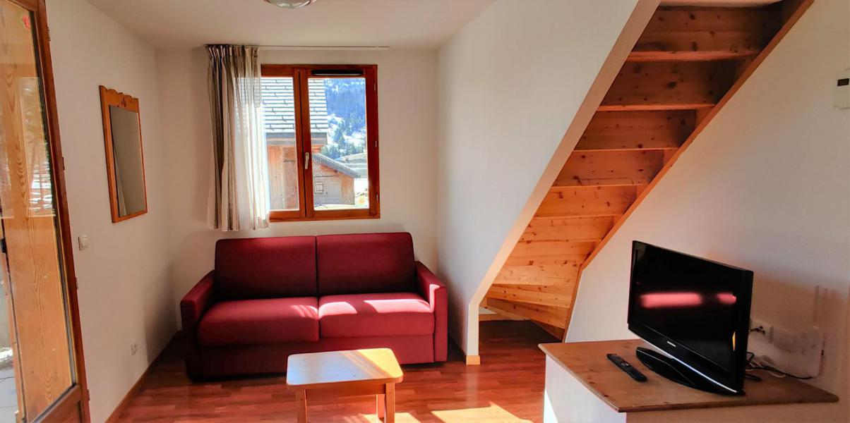 Vacances en montagne Chalet mitoyen 3 pièces 6 personnes (A1) - Résidence le Hameau du Puy - Superdévoluy