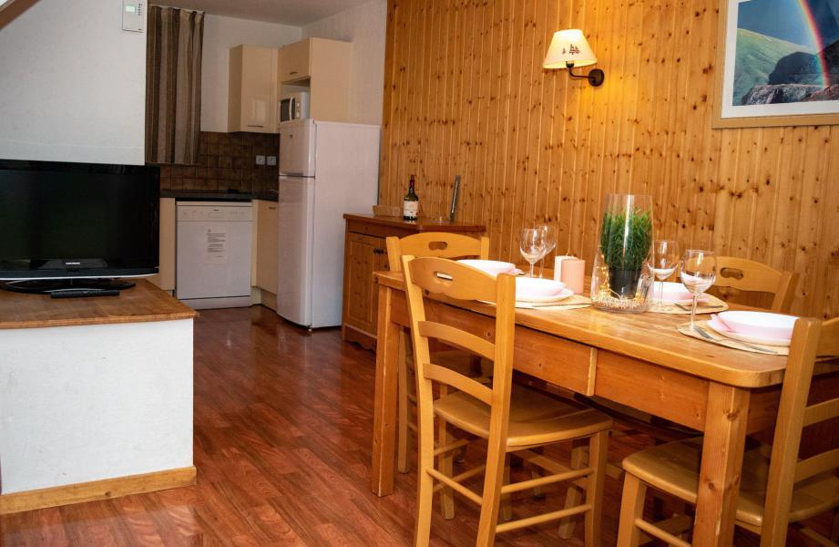 Holiday in mountain resort Semi-detached 3 room chalet 6 people (A1) - Résidence le Hameau du Puy - Superdévoluy