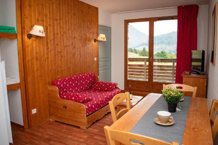 Vacances en montagne Appartement 2 pièces 4 personnes (111) - Résidence le Hameau du Puy - Superdévoluy