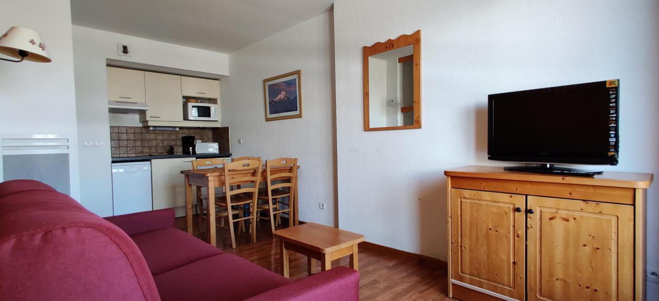 Vacances en montagne Appartement 2 pièces 4 personnes (002) - Résidence le Hameau du Puy - Superdévoluy