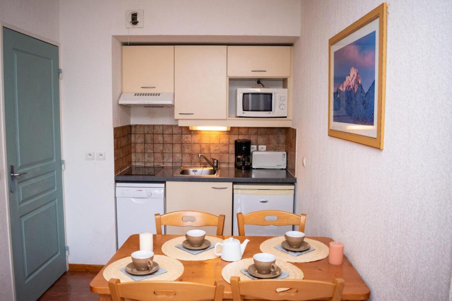 Vacances en montagne Appartement 2 pièces 4 personnes (212) - Résidence le Hameau du Puy - Superdévoluy