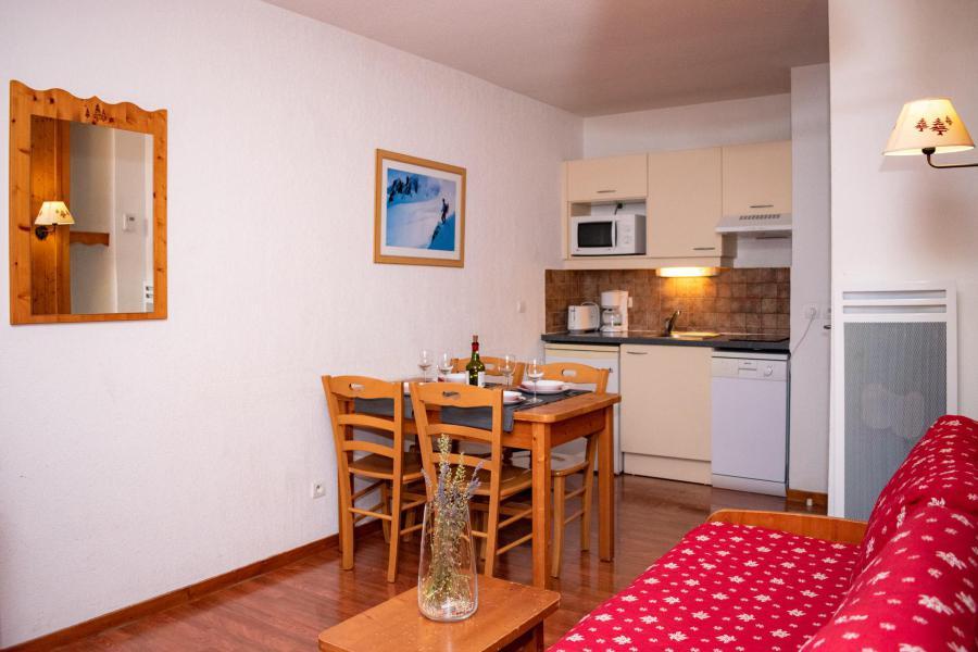 Vacances en montagne Appartement 2 pièces 4 personnes (208) - Résidence le Hameau du Puy - Superdévoluy