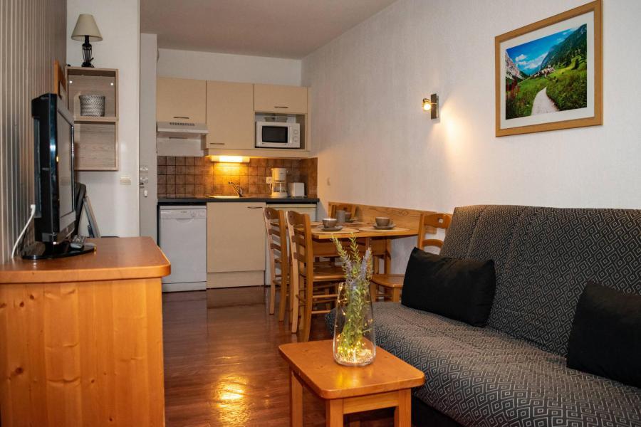 Vacances en montagne Appartement 2 pièces 4 personnes (101) - Résidence le Hameau du Puy - Superdévoluy - Logement