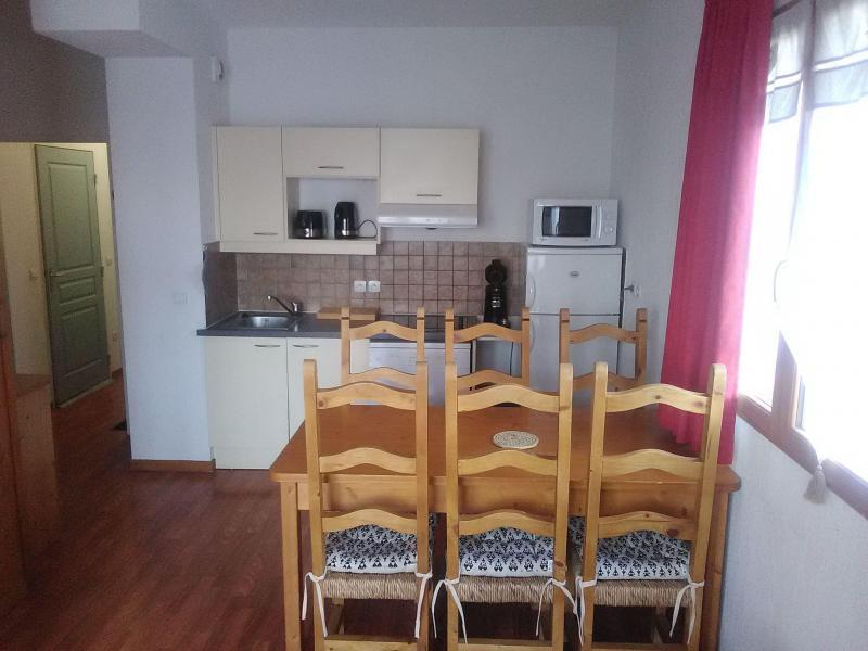 Vacances en montagne Appartement 3 pièces 6 personnes (003) - Résidence le Hameau du Puy - Superdévoluy - Cuisine