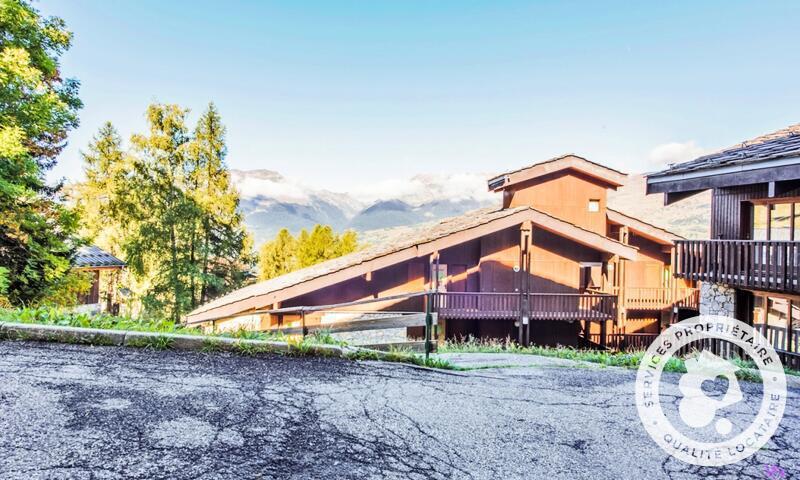 Vacances en montagne Résidence le Hameau du Sauget - Maeva Home - Montchavin La Plagne - Extérieur été