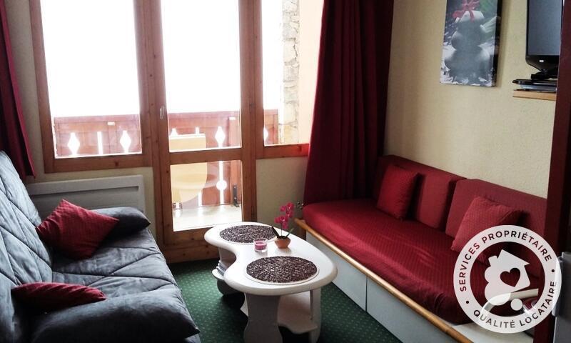 Vacances en montagne Appartement 2 pièces 4 personnes (Confort 28m²) - Résidence le Hameau du Sauget - Maeva Home - Montchavin La Plagne - Extérieur été