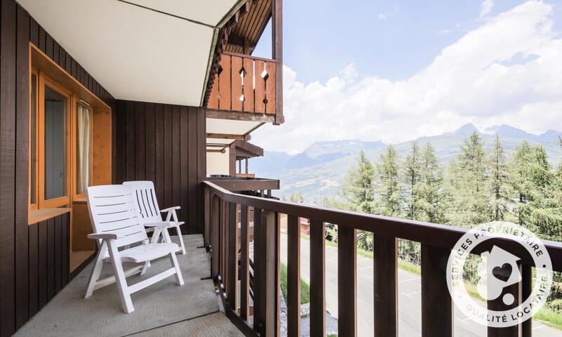 Vacances en montagne Appartement 3 pièces 6 personnes (Confort 50m²-3) - Résidence le Hameau du Sauget - Maeva Home - Montchavin La Plagne - Extérieur été