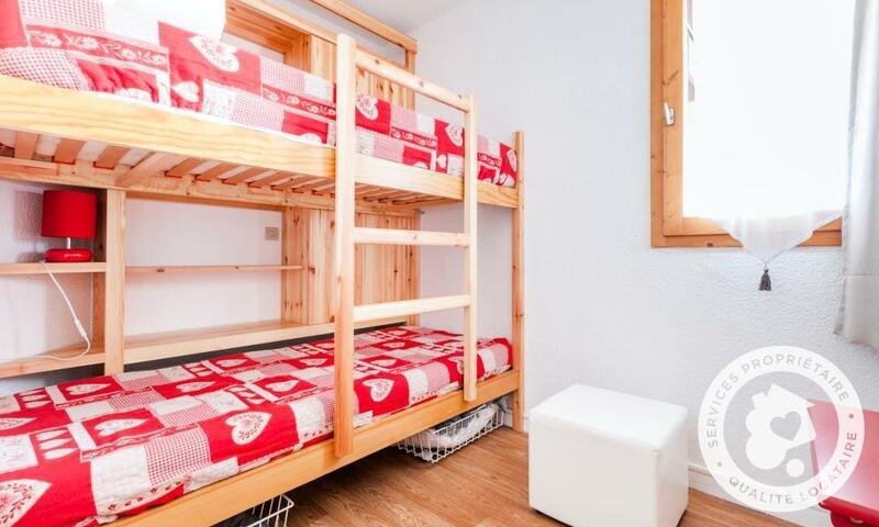 Vacances en montagne Studio 4 personnes (Sélection 27m²) - Résidence le Hameau du Sauget - Maeva Home - Montchavin La Plagne - Extérieur été