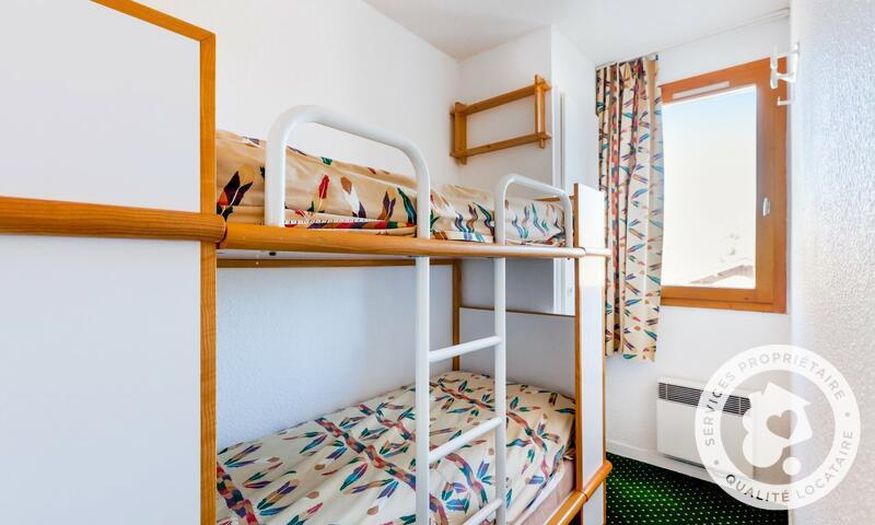 Vacances en montagne Studio 4 personnes (Confort -2) - Résidence le Hameau du Sauget - Maeva Home - Montchavin La Plagne - Extérieur été