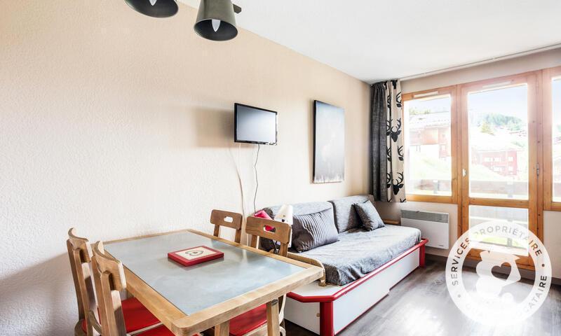 Vacances en montagne Appartement 2 pièces 4 personnes (Sélection 31m²-1) - Résidence le Hameau du Sauget - Maeva Home - Montchavin La Plagne - Extérieur été