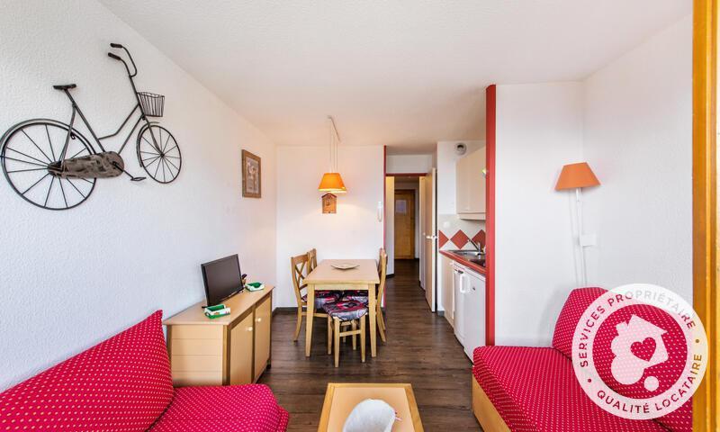 Vacances en montagne Appartement 2 pièces 4 personnes (25m²-3) - Résidence le Hameau du Sauget - Maeva Home - Montchavin La Plagne - Extérieur été