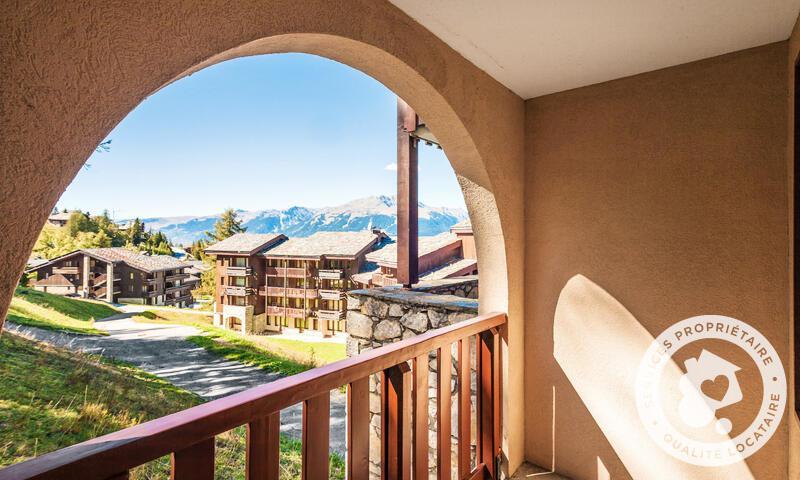 Vacances en montagne Appartement 2 pièces 4 personnes (Confort -1) - Résidence le Hameau du Sauget - Maeva Home - Montchavin La Plagne - Extérieur été