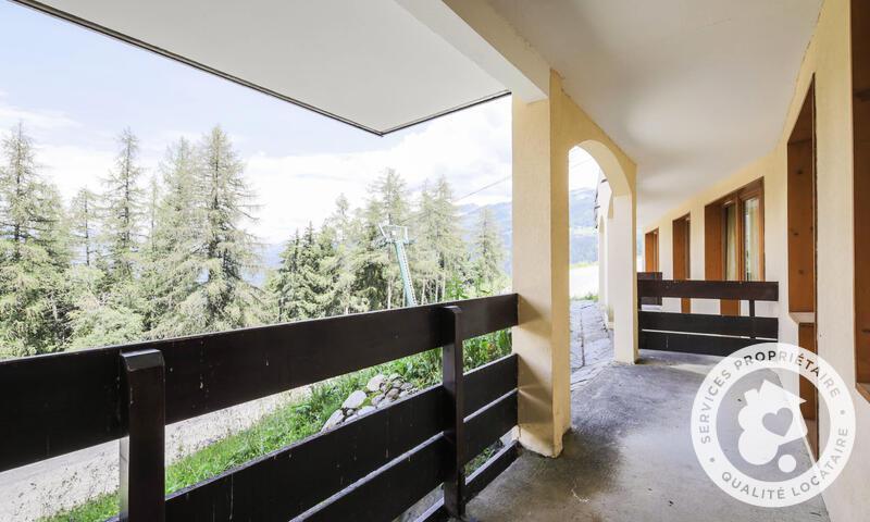 Vacances en montagne Appartement 2 pièces 6 personnes (Confort -1) - Résidence le Hameau du Sauget - Maeva Home - Montchavin La Plagne - Extérieur été