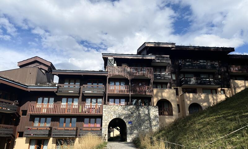 Vacances en montagne Appartement 2 pièces 4 personnes (Confort -2) - Résidence le Hameau du Sauget - Maeva Home - Montchavin La Plagne - Extérieur été