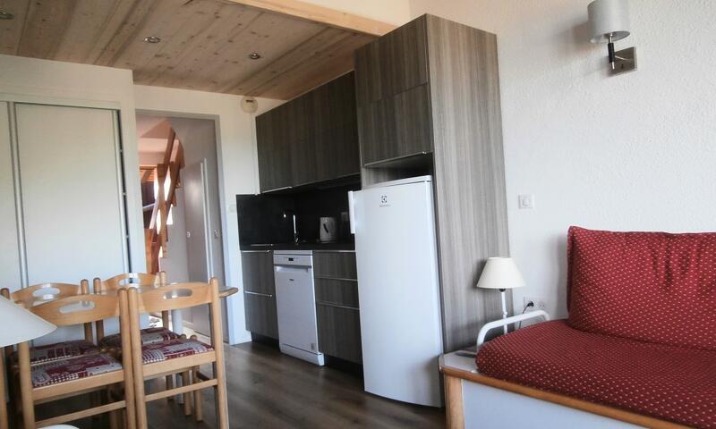 Vacances en montagne Appartement 2 pièces 6 personnes (Confort -6) - Résidence le Hameau du Sauget - Maeva Home - Montchavin La Plagne - Extérieur été