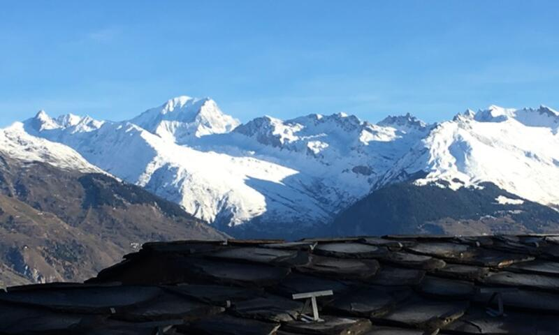 Vacances en montagne Appartement 2 pièces 6 personnes (Confort 40m²) - Résidence le Hameau du Sauget - Maeva Home - Montchavin La Plagne - Extérieur été