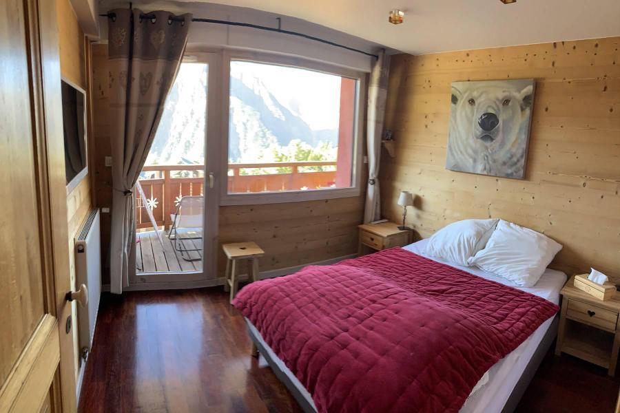 Wakacje w górach Apartament 4 pokojowy 8 osób (183) - Résidence le Janremon - Les 2 Alpes