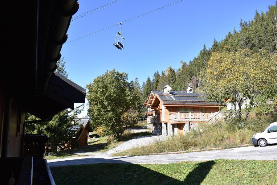 Alquiler al esquí Apartamento dúplex 4 piezas 8 personas (11) - Résidence le Jardin  d'Eden - Méribel - Verano