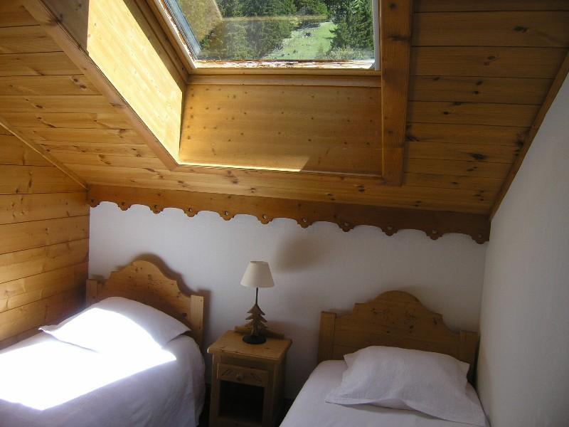 Vacances en montagne Appartement duplex 4 pièces 8 personnes (11) - Résidence le Jardin  d'Eden - Méribel - Canapé-lit