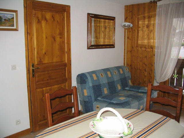 Vacances en montagne Appartement 2 pièces 6 personnes (806) - Résidence le Jardin des Neiges - Praz sur Arly