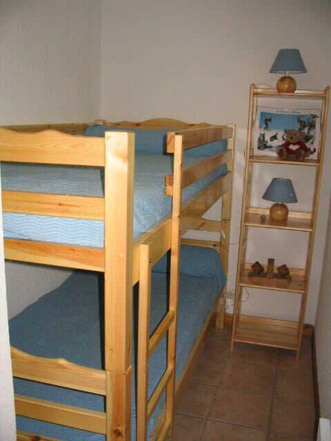Vacances en montagne Appartement 2 pièces 6 personnes (806) - Résidence le Jardin des Neiges - Praz sur Arly - Lits superposés