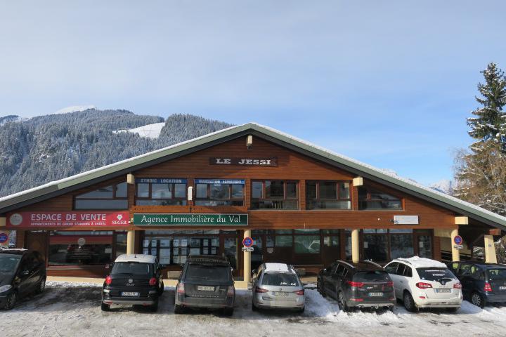 Vacaciones en montaña Résidence le Jessi - Châtel