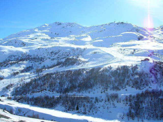 Vacances en montagne Studio coin montagne 4 personnes (B66) - Résidence le Jettay - Les Menuires