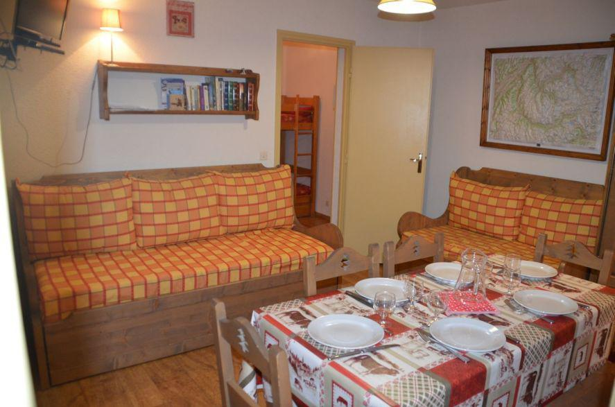 Vacanze in montagna Appartamento 2 stanze per 6 persone (A7) - Résidence le Jettay - Les Menuires