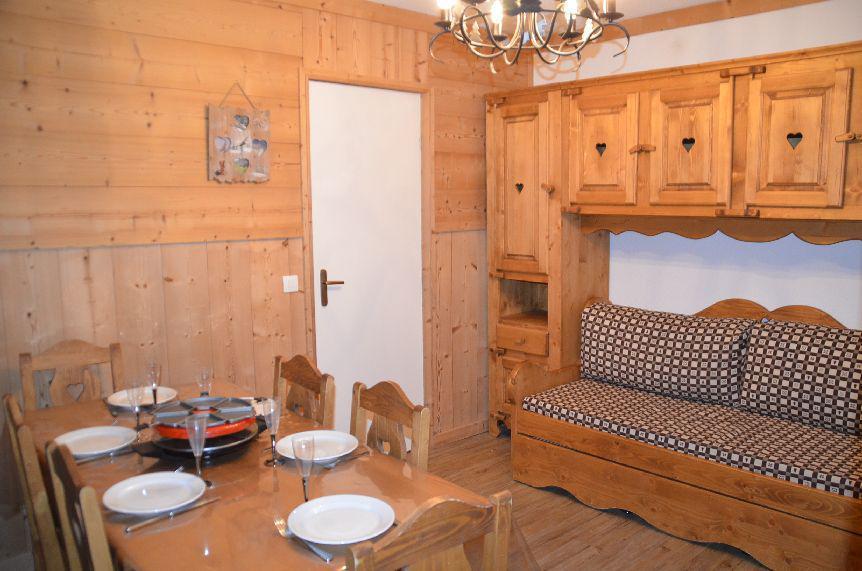 Vacances en montagne Appartement 2 pièces 6 personnes (B53) - Résidence le Jettay - Les Menuires