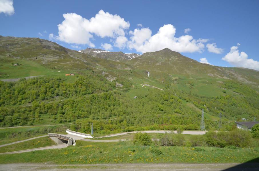 Vacances en montagne Studio coin montagne 4 personnes (B56) - Résidence le Jettay - Les Menuires - Extérieur été
