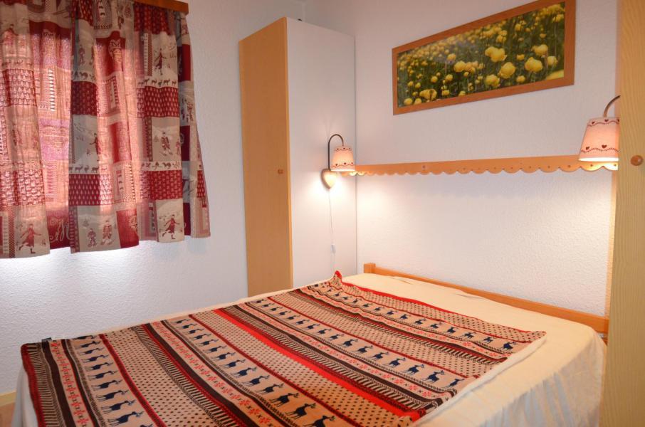 Vacances en montagne Appartement 2 pièces coin montagne 4 personnes (C113) - Résidence le Jettay - Les Menuires - Chambre
