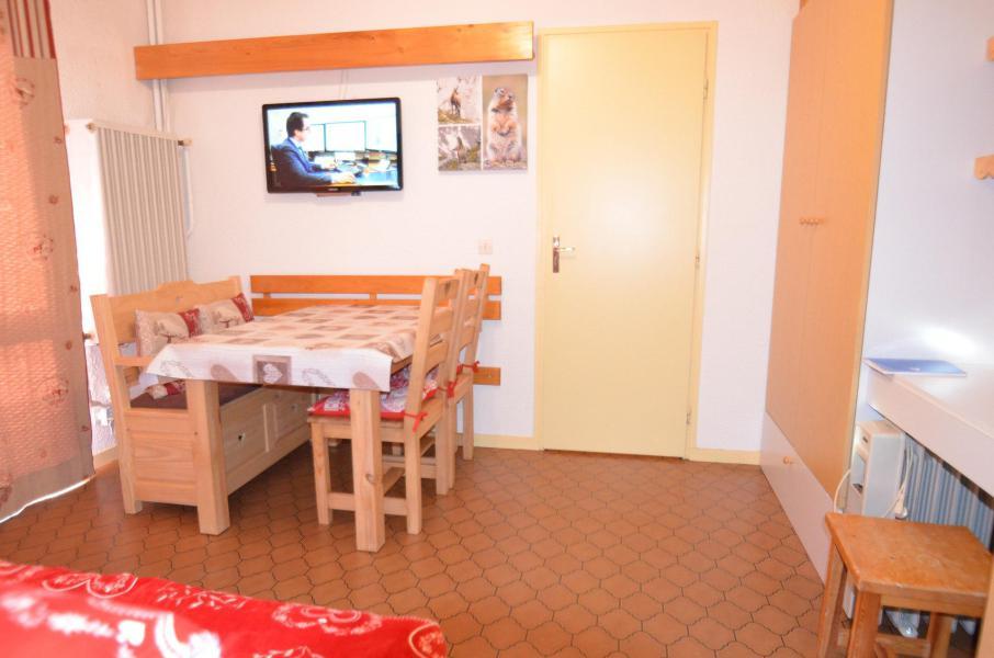 Vacances en montagne Appartement 2 pièces coin montagne 4 personnes (C113) - Résidence le Jettay - Les Menuires - Séjour