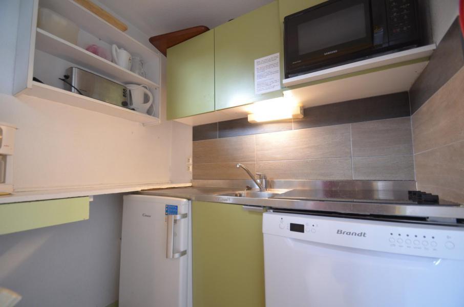 Vacances en montagne Appartement 3 pièces mezzanine 7 personnes (C143) - Résidence le Jettay - Les Menuires - Cuisine