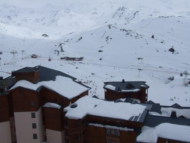 Vacances en montagne Studio 3 personnes (25) - Résidence le Joker - Val Thorens