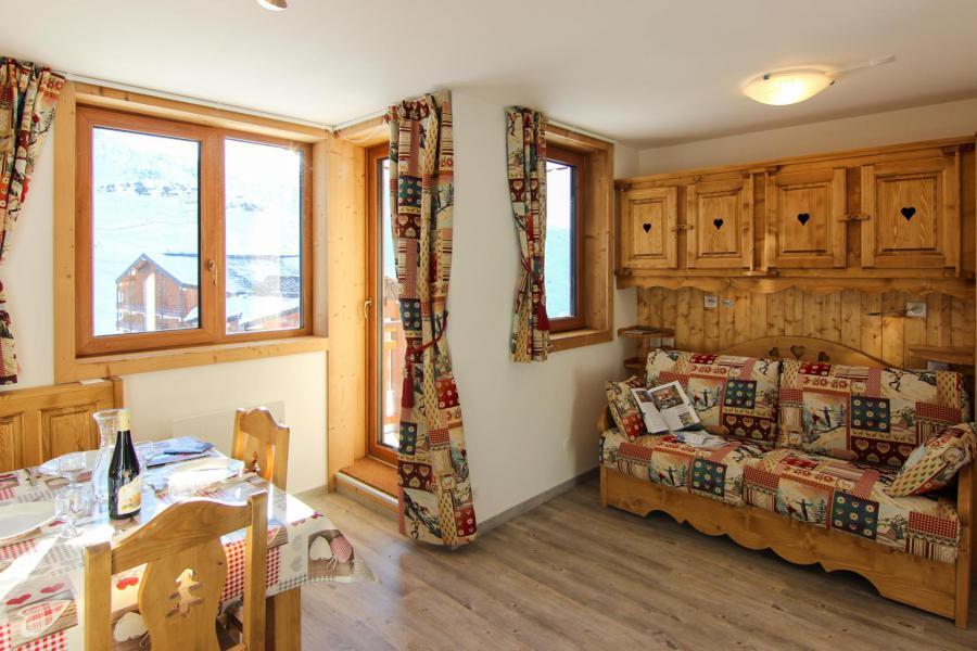 Vacances en montagne Studio cabine 4 personnes (C6) - Résidence le Joker - Val Thorens