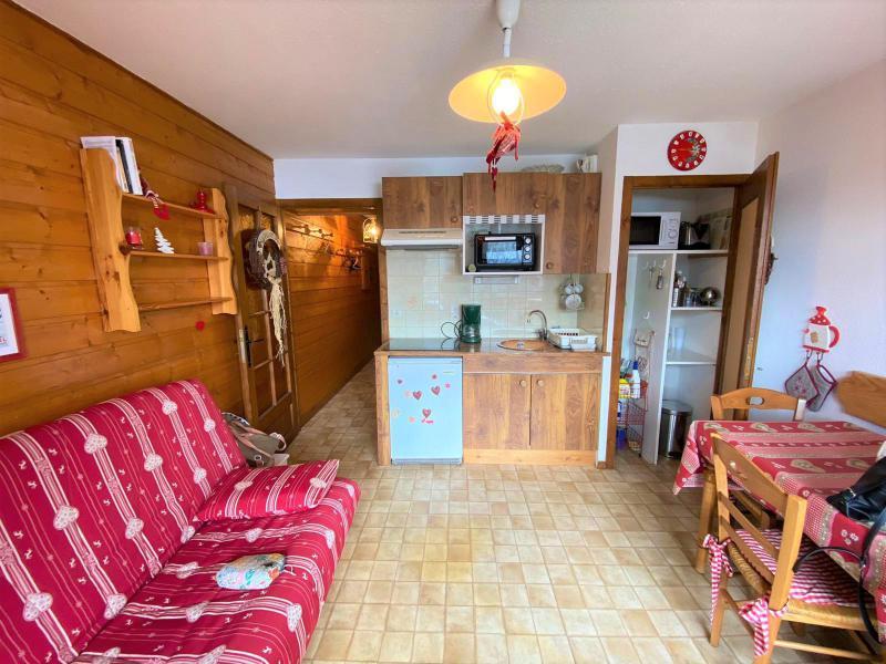 Vacances en montagne Appartement 2 pièces 4 personnes (JR9) - Résidence le Joran - Châtel - Séjour