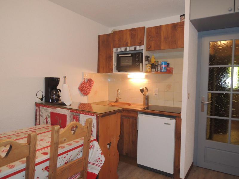 Vacances en montagne Appartement 2 pièces coin montagne 4 personnes - Résidence le Joran - Châtel - Séjour